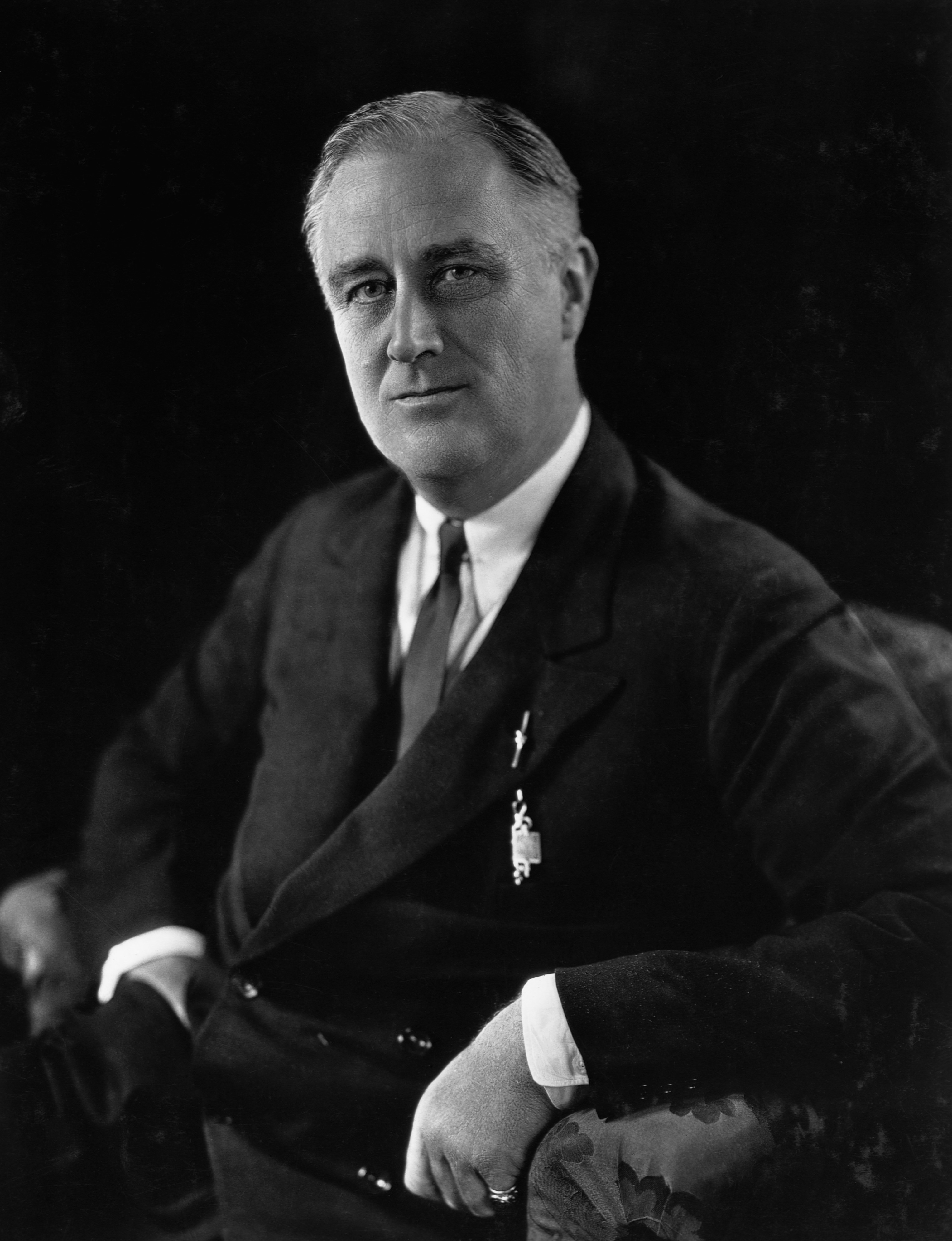 a discussion on franklin delano roosevelts role in the involvement of the united states in world war